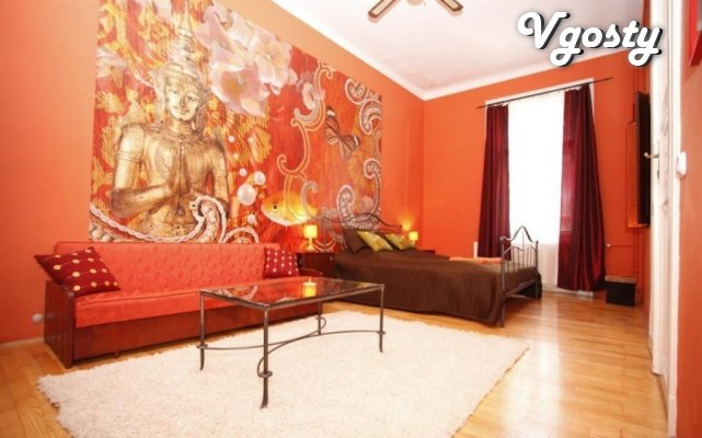 Эkolohychesky blahopoluchnaya situation - Apartments for daily rent from owners - Vgosty