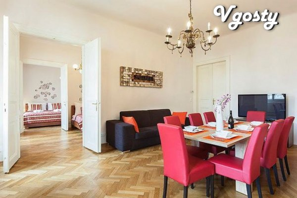 Apartment with character - Apartments for daily rent from owners - Vgosty
