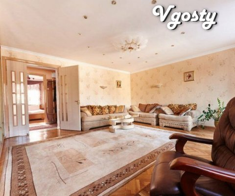 Comfort of the city center! - Apartments for daily rent from owners - Vgosty