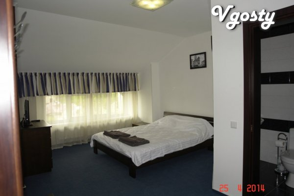 Apartments, district / Railway station very convenient location, and b - Apartments for daily rent from owners - Vgosty