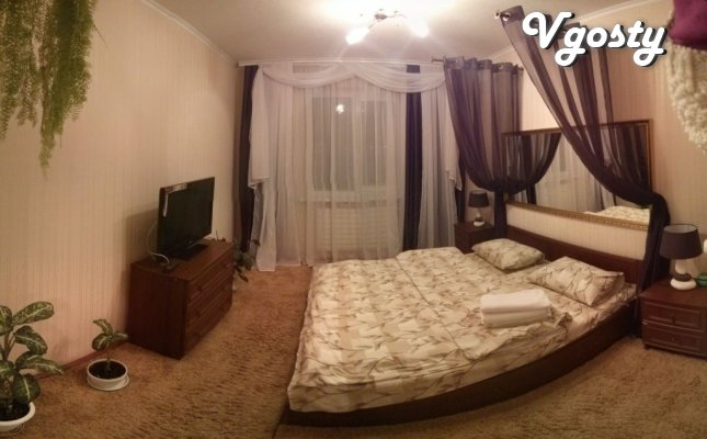 2 rooms for rent., WiFi-internet, TV, equipment - Apartments for daily rent from owners - Vgosty