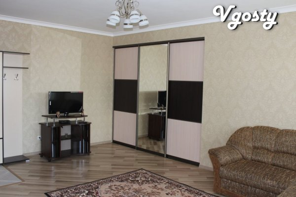 Luxurious apartment 700m from the pump room - Apartments for daily rent from owners - Vgosty