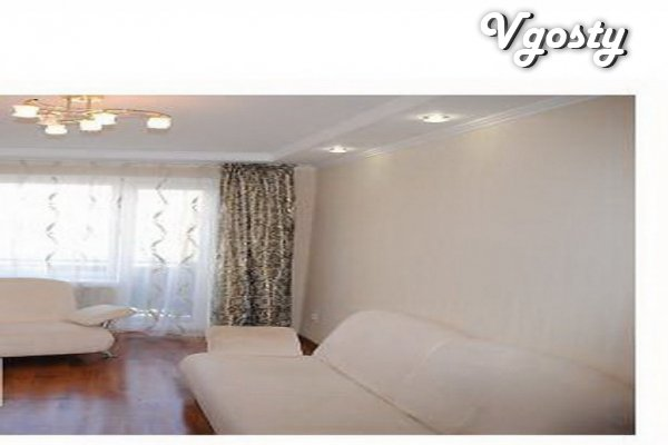 Two-room apartment 7 minutes to pump room - Apartments for daily rent from owners - Vgosty