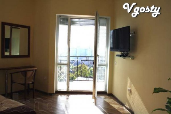Rent one-room apartment in the center with WIFI - Apartments for daily rent from owners - Vgosty