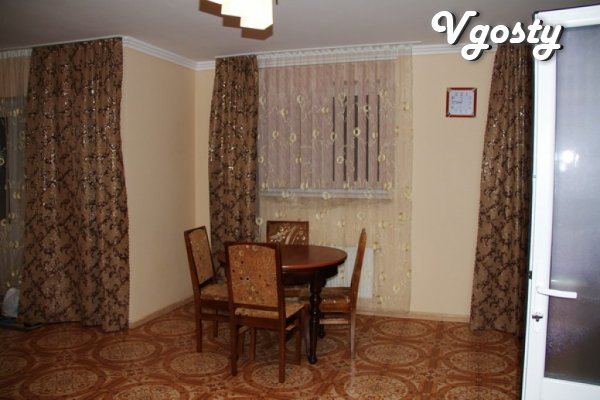 Budget apartment in the center for 4 people - Apartments for daily rent from owners - Vgosty