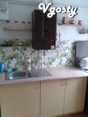 Rent 1 bedroom apartment in the center - Apartments for daily rent from owners - Vgosty
