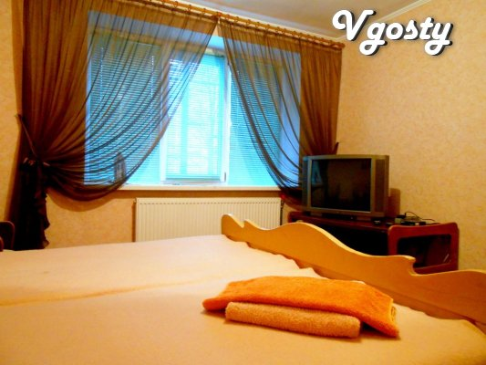 2-bedroom apartment near the mall Equator - Apartments for daily rent from owners - Vgosty