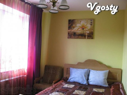 Rent an apartment in Truskavets Beside klynykoy Kozyavkyna - Apartments for daily rent from owners - Vgosty