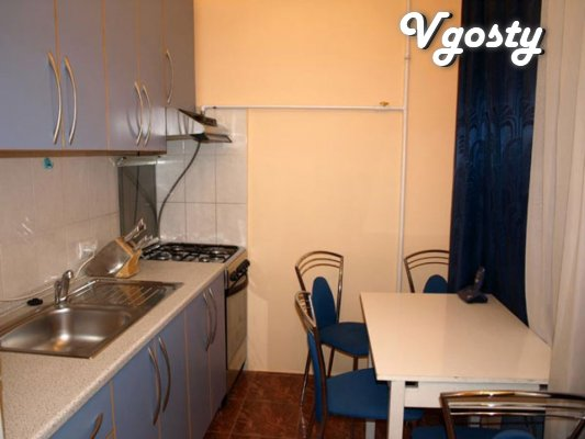 Apartment renovated - Apartments for daily rent from owners - Vgosty