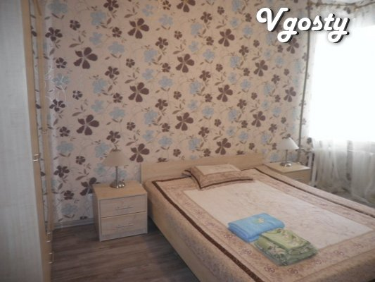 Two bedroom for Lenina Euro - Apartments for daily rent from owners - Vgosty