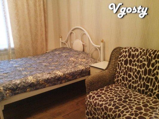 Квартира Супер Євро! - Квартири подобово без посередників - Vgosty