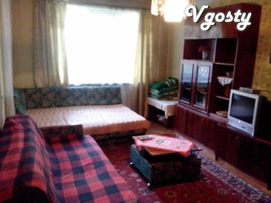 I rent an apartment in Beregovo naprtiv pool - Apartments for daily rent from owners - Vgosty