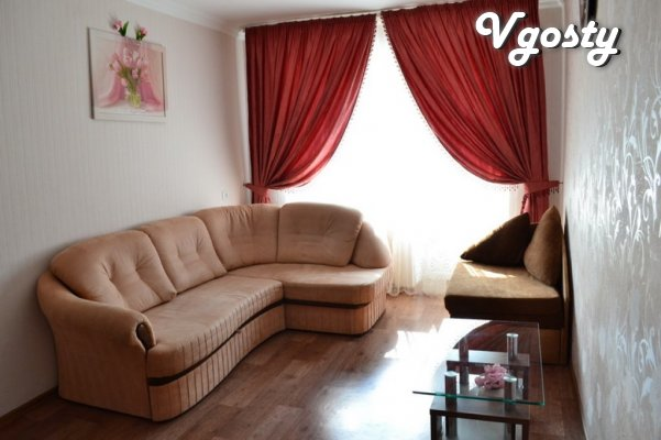 "2-bedroom apartment in the Center ""Rose Sangria"" - Apartments for daily rent from owners - Vgosty"