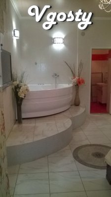 Apartment with Jacuzzi - Apartments for daily rent from owners - Vgosty