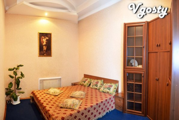 House with Jacuzzi - Apartments for daily rent from owners - Vgosty