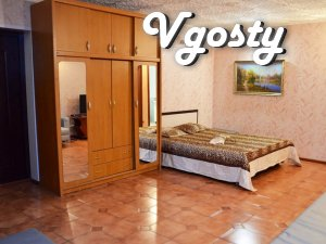 The apartment is renovated. One room. - Apartments for daily rent from owners - Vgosty