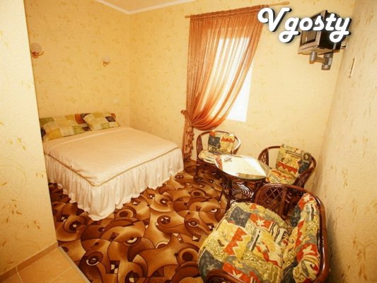 Hotel Stork, the sea nearby, Berdyansk - Apartments for daily rent from owners - Vgosty