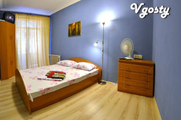 Rent 1-room apartment in the center of Kiev - Apartments for daily rent from owners - Vgosty