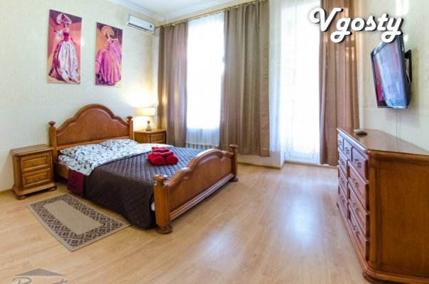 One bedroom apartment in the center of Kiev in own, without commission - Apartments for daily rent from owners - Vgosty