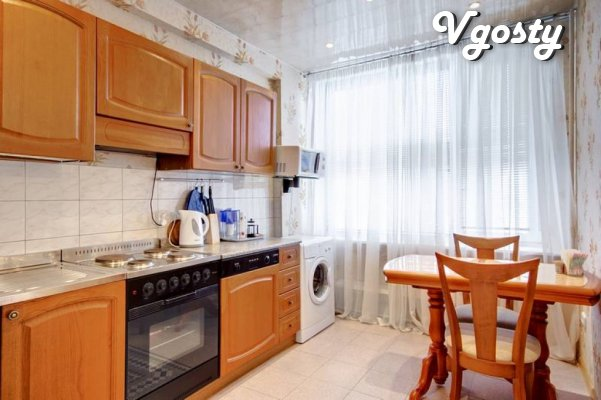 I rent the 1-room luxury apartment - Apartments for daily rent from owners - Vgosty