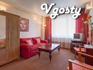 I rent a studio apartment 5th Zarechnyi 29 - Apartments for daily rent from owners - Vgosty
