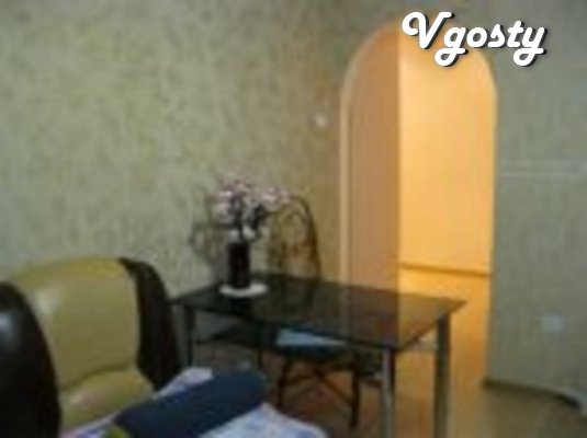 Rent apartments, luxury apartments in the new building, there is no co - Apartments for daily rent from owners - Vgosty