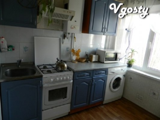 Rent 2-com. apartment in the city center, commission 0% - Apartments for daily rent from owners - Vgosty