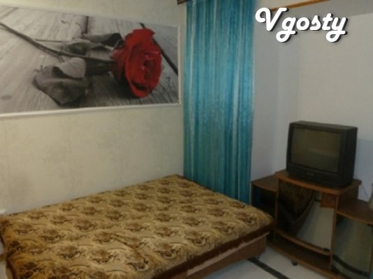 2 kom.kv, on the first line of houses to the sea without commission - Apartments for daily rent from owners - Vgosty