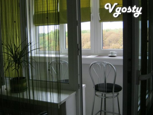 apartment near the park Bozdosh - Apartments for daily rent from owners - Vgosty