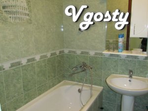 Apartments in Midtown, Owner, Reasonable prices! - Apartments for daily rent from owners - Vgosty