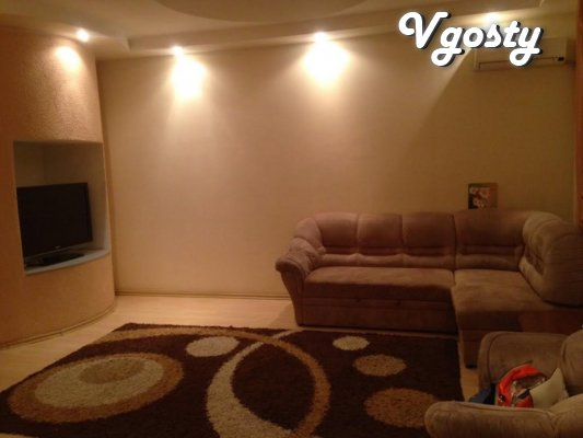 VIP- apartment with WI-FI and exclusive euro renovation - Apartments for daily rent from owners - Vgosty