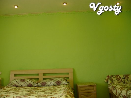 Rent one or two-bedroom apartment with wi-fi - Apartments for daily rent from owners - Vgosty
