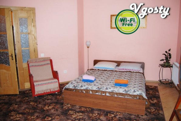 large apartment near the train station - Apartments for daily rent from owners - Vgosty