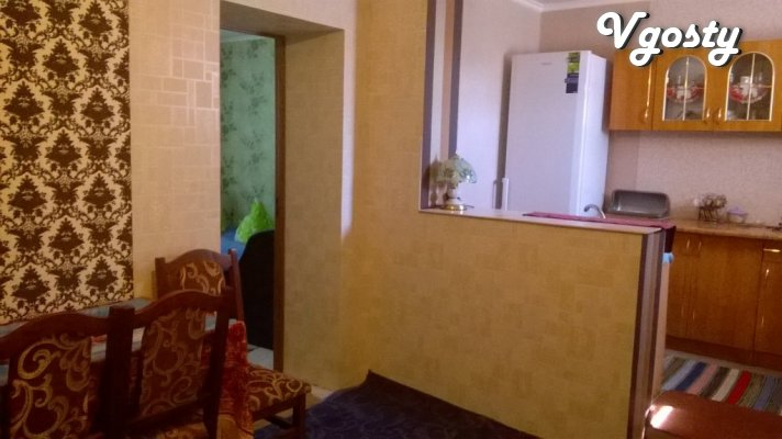 Improving rest in resort Beregovo - Apartments for daily rent from owners - Vgosty