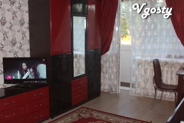 Uyutnaya apartment with a view of the resort - Apartments for daily rent from owners - Vgosty