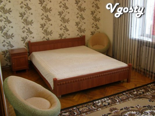 I rent my apartment, Wi-Fi - Apartments for daily rent from owners - Vgosty