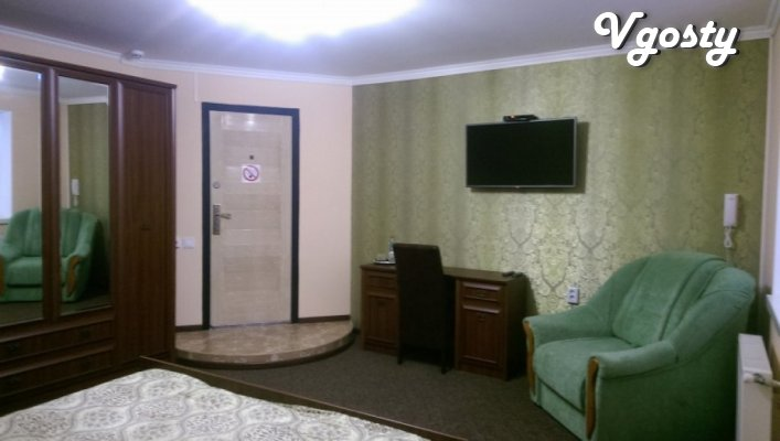 Rent rooms for rent in Chernivtsi - Mini Hotel - Apartments for daily rent from owners - Vgosty
