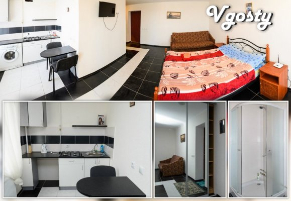 New building. district Druzhby.WI-FI - Apartments for daily rent from owners - Vgosty