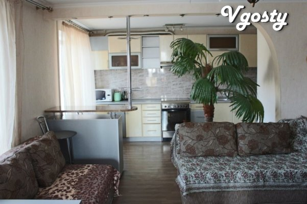 4 komn.kv., center, luxury, daily, hourly Cherkasy - Apartments for daily rent from owners - Vgosty