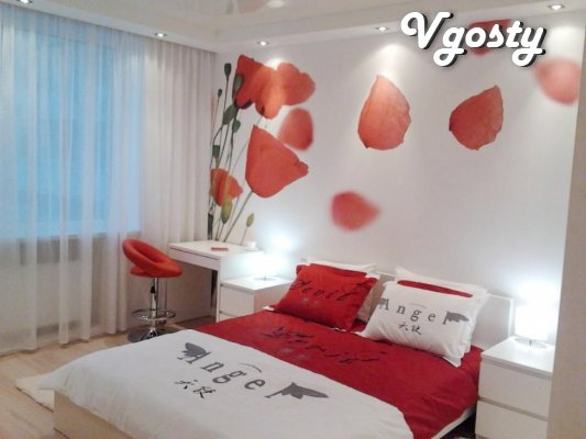 Apartments for rent, all udobstva, 1-Wi-Fi TC family - Apartments for daily rent from owners - Vgosty