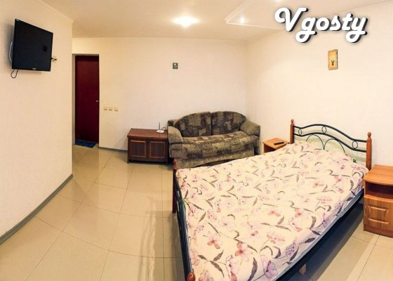Prospect Shevchenko. New. Wi FI - Apartments for daily rent from owners - Vgosty