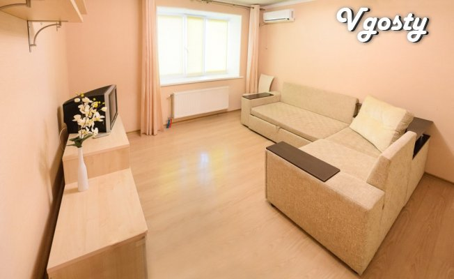 Kharkiv 54. The new house. Suite. WiFi - Apartments for daily rent from owners - Vgosty