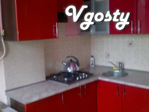 Uyutnaya apartment with a number of well-room - Apartments for daily rent from owners - Vgosty