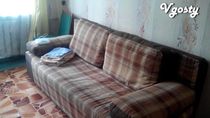 Bedroom for the price odnushki! WI-FI - Apartments for daily rent from owners - Vgosty