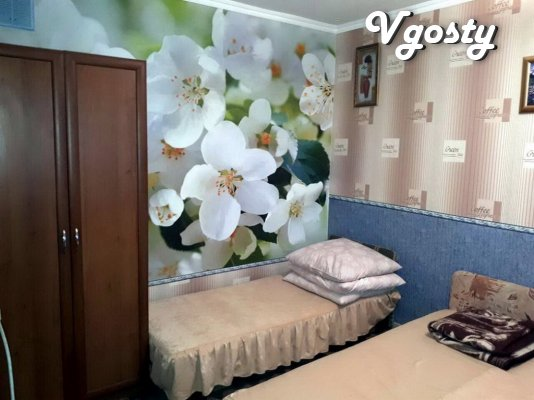 Comfortable rooms - 3 min. from the sea, cheap - Apartments for daily rent from owners - Vgosty