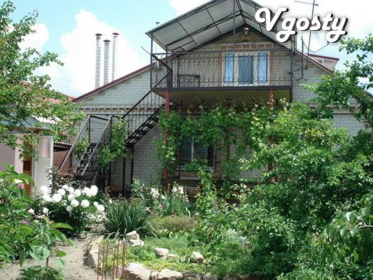 Rest by the sea, 3 min. to the beach, Kurortnaya, 48 - Apartments for daily rent from owners - Vgosty