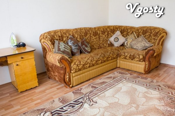 We have 15 apartments. The apartments are very good and are in all are - Apartments for daily rent from owners - Vgosty