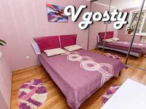 The apartment is cozy, comfortable! - Apartments for daily rent from owners - Vgosty