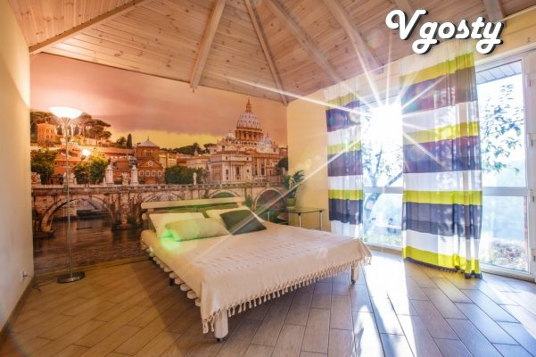 Apartment overlooking the canyon. Without intermediaries. - Apartments for daily rent from owners - Vgosty