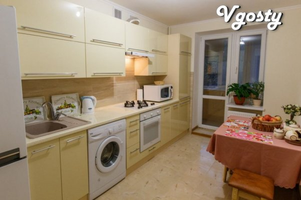 New building. Renovation. From the owner - Apartments for daily rent from owners - Vgosty